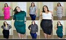 HUGE PLUS SIZE HOLIDAY TRY-ON HAUL | BOOHOO | PLUS SIZE FASHION
