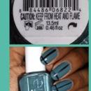 Spring 2014 fNY fashionweek inspired nails