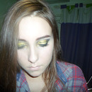 nimrod-green day make up inspired