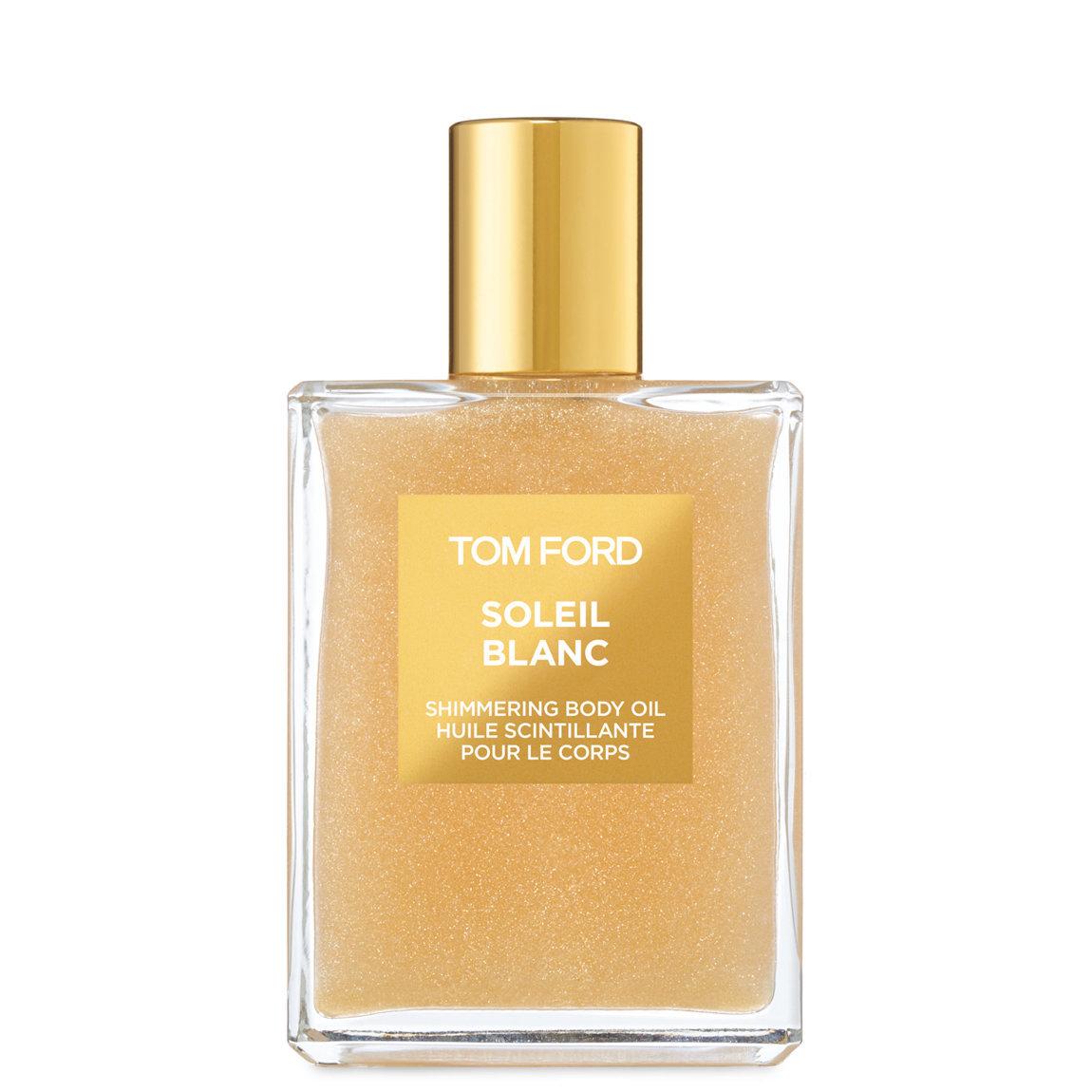 TOM FORD Soleil Blanc Shimmering Body Oil Gold alternative view 1.