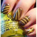 Nail Challenge - Yellow