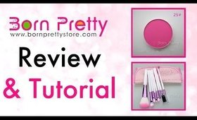 Born Pretty Store Review & Tutorial