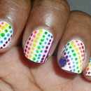 Dotted Rainbow