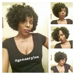 My beautiful wash and go to get the look book an apportionment at  www.styleseat.com/tatianawilson