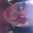 Gouged out doll eye :)