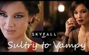 Skyfall Bond Girl Tutorial: From Sultry to Vampy