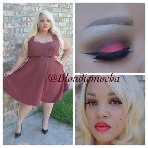 Follow me @Blondiemocha on Instagram for more looks!!
