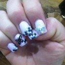 Pretty girl nails