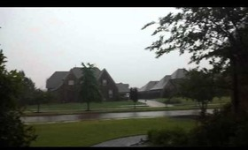 Under flash flood warning in Southaven, MS