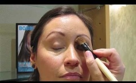 Bobbi Brown Black Velvet Fall 2010 Collection makeup lesson by Education Exec Katrina Rau
