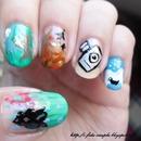 Birds nails