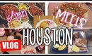 🚗 Houston Travel Diary: Shaved Ice 🍧, Best Hotdogs, Crazy Gas Station⛽️!