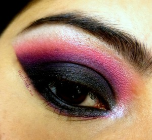 This is a perfect look for Valentine´s day.