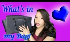 What's in my Bag Tag   MsTrueHappiness