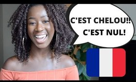 The French No One Teaches (French Slang You Don't Learn In Classes)