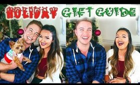 His & Hers HOLIDAY Gift Guide ♡ 2014