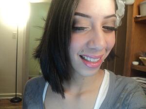 my nuetral everyday makeup look...