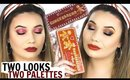 Two Look Tutorial | Too Faced Gingerbread Collection | shaemas day two
