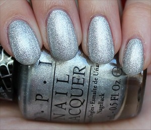 See my in-depth review & more swatches here: See my in-depth review & more swatches here: http://www.swatchandlearn.com/opi-this-gown-needs-a-crown-swatches-review/