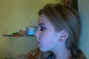 My interpretation of a Twilight Sparkle look my brother showed me on Deviantart. Feedback please!