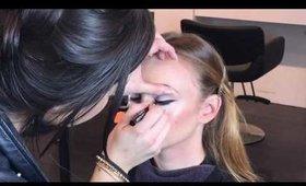 Cristophe BH : Makeup by Ana Zele