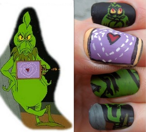 http://www.thepolishedmommy.com/2012/12/youre-mean-one-mr-grinch.html