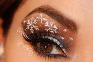 Love this look!❄
