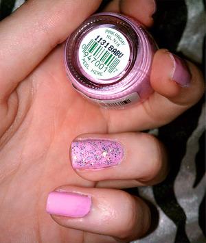 OPI Nicki Minaj - Pink Friday on Friday :)