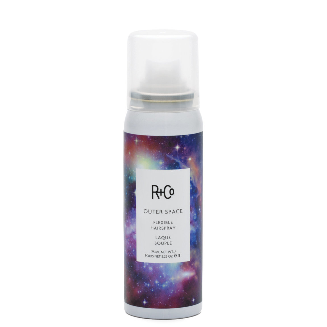 R+Co Outer Space Flexible Hairspray 2.25 oz alternative view 1 - product swatch.