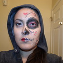 Halloween/day of the Dead Look