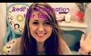Real Verses Imagination Hair Tag!