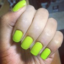 """""""Who The Shrek Are You"""" Nail Polish by OPI"""
