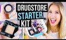 Beginner Makeup Tips & Starter Kit    Drugstore Faves!