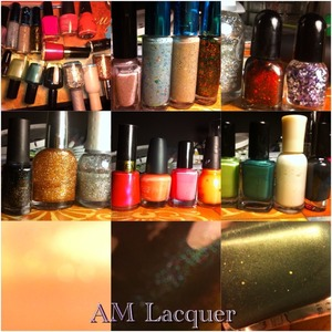 So I want to start my own indie polish line. Yes a nice camera is inclusive in that idea. Lol. Any colors you like or would like to see? Follow me to see the launch of-  I, AM... Polish Follow me on IG- @ ashes_jaded4nails
