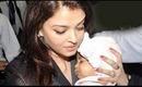 aishwarya rai baby birth date and aishwarya rai daughter Aaradhya Bachchan baby pics latest phots