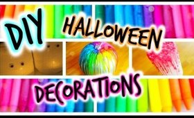 ♥ EASY DIY Halloween Decorations ♥