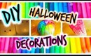 ♥ EASY DIY Halloween Decorations ♥