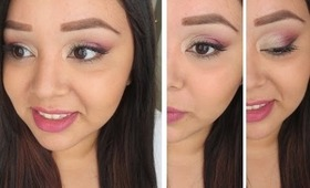 Get ready with me - Cranberry eyes!!