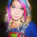 My hair fir summer