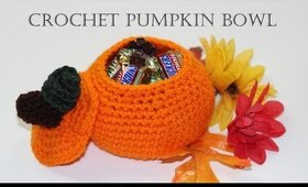 Crochet for Beginners #28 Pumpkin Bowl