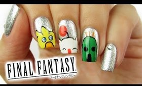 FINAL FANTASY NAILS | CutePlay Countdown #2!
