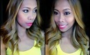 ABHair Clip in Human Hair Extensions Demo/Review