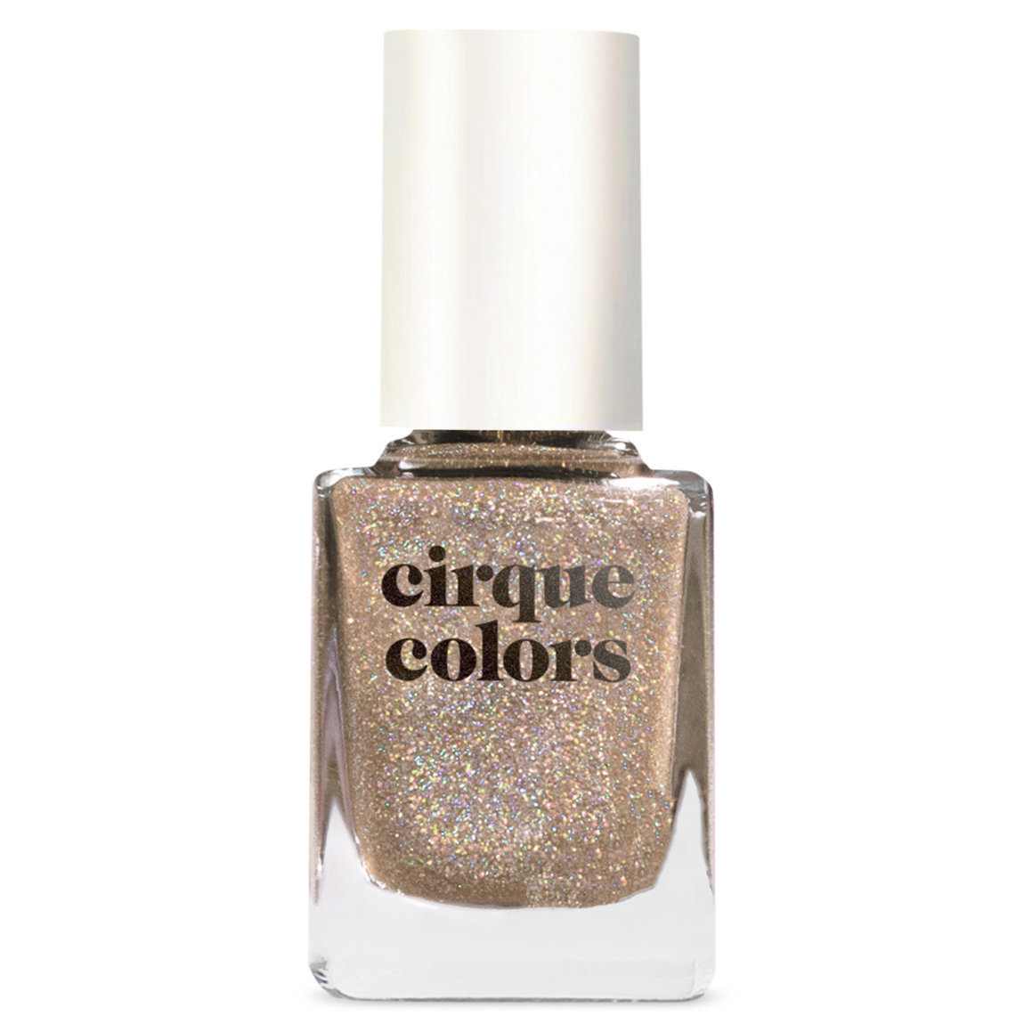 Cirque Colors The Facets Collection Champagne Diamond alternative view 1 - product swatch.
