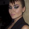 80's Take on Arabic Makeup