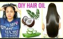 DIY HAIR GROWTH OIL - How To Grow Hair Faster, Shiny & Super Strong | Shruti Arjun Anand