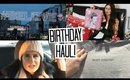 Birthday Haul, Angry Weather & Brighton Vibes! | VLOGMAS #10
