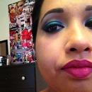 My first make up