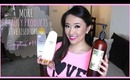 🎀 Empties #11 ♡ NEW SHAMPOO, em Cosmetics + More! Beauty Products I've used up - hollyannaeree