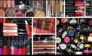 MY MAKEUP COLLECTION 2014