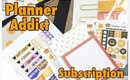 UNBOXING: Planner Addict Subscription Box / OCTOBER